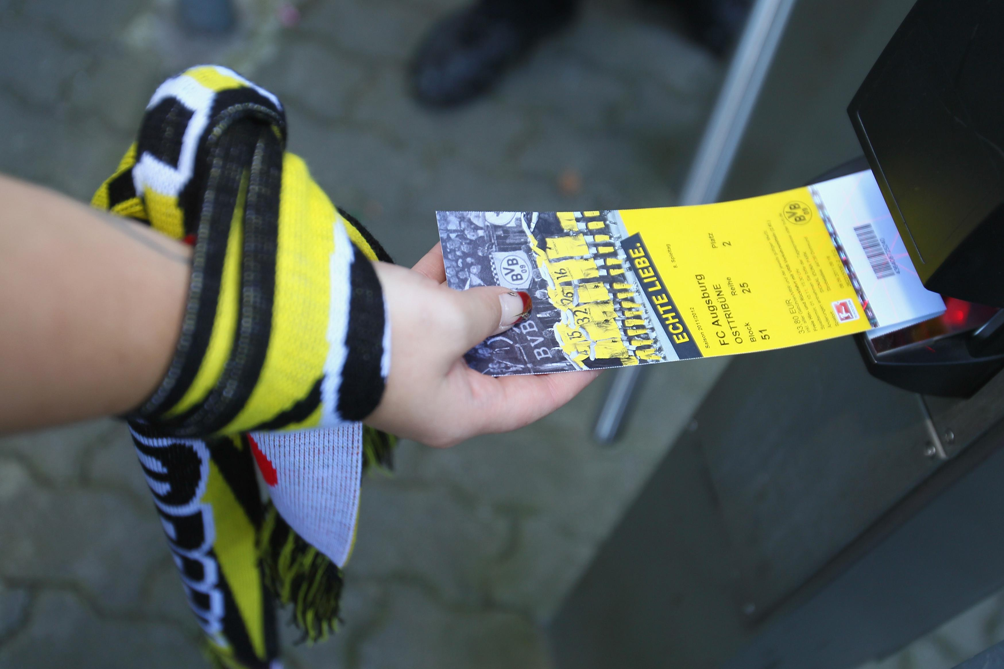 BVB Ticket