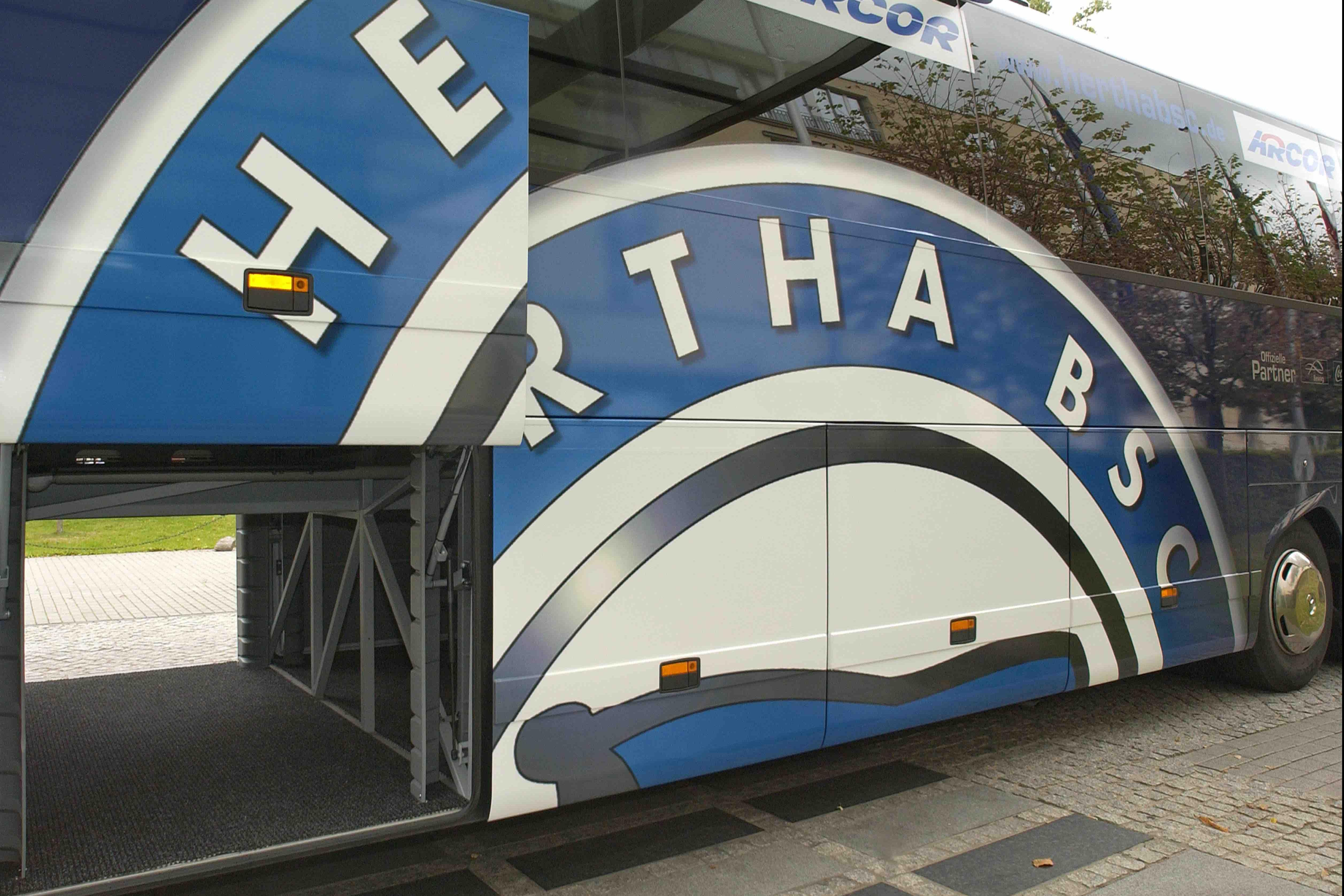 Hertha-Bus